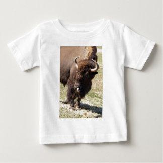 Lambedura do bisonte camisetas