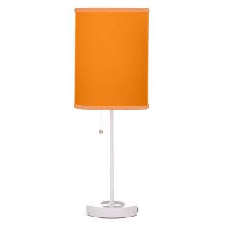 Lâmpada protegida laranja