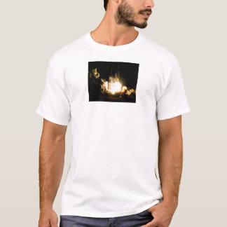 Lançamento da noite t-shirt