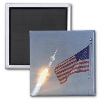 Lançamento de Apollo 11 Imãs