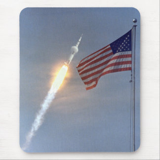 Lançamento de Apollo 11 Mousepad