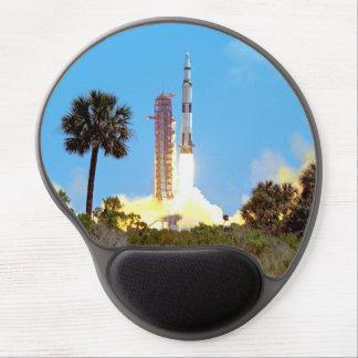 Lançamento de Apollo 16 Mouse Pad Em Gel