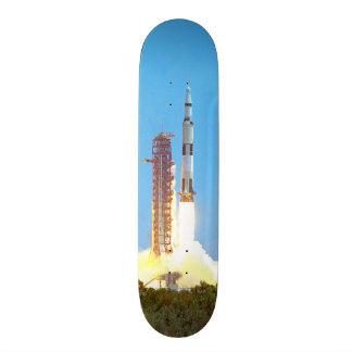 Lançamento de Apollo 16 Shape De Skate 20,6cm