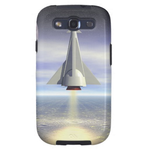 Lançamento de Rocket Capas Galaxy S3