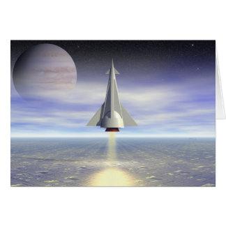 Lançamento de Rocket Cartao