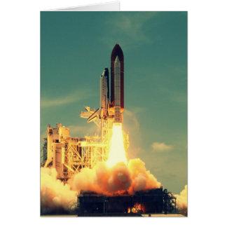 Lançamento de Rocket Cartões