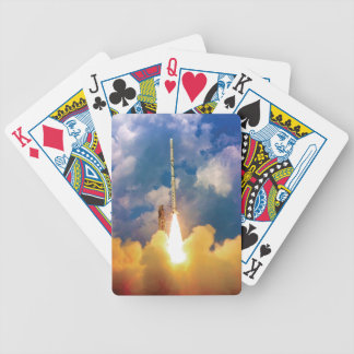 Lançamento de Rocket do escuteiro Jogos De Baralhos