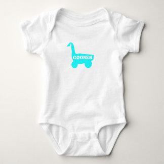 Lançamento do bebê de Gooser Camiseta