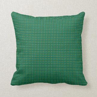 Lance do verde do amendoim ou travesseiros almofada