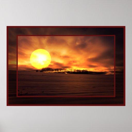 Landscape-2 Impressão