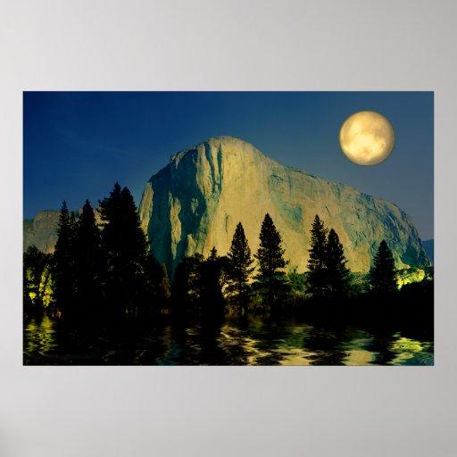 Landscape-7 Pôsteres