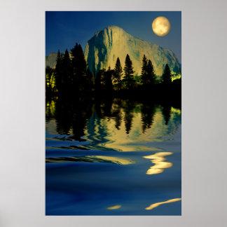 Landscape-8 Poster