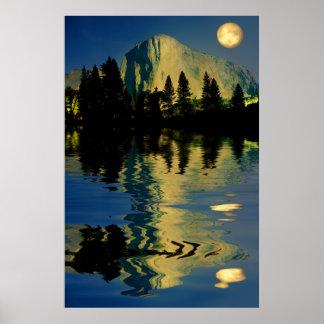 Landscape-8A Poster