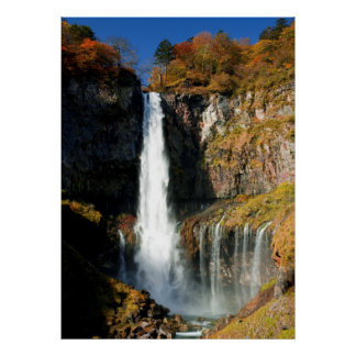 Landscape-Waterfall-2 Poster