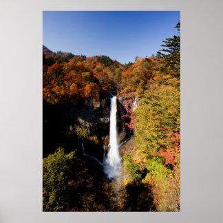 Landscape-Waterfall-4 Poster