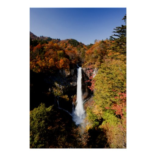 Landscape-Waterfall-4 Posteres