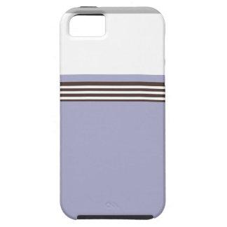 Laranja azul de Brown Capa Para iPhone 5