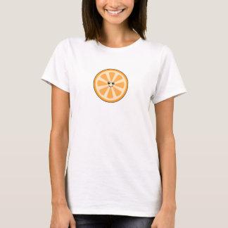 Laranja bonito t-shirt