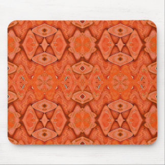 laranja bonito mousepad