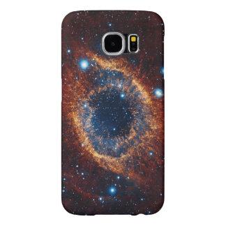 Laranja da caixa da galáxia da galáxia s6 de capas samsung galaxy s6