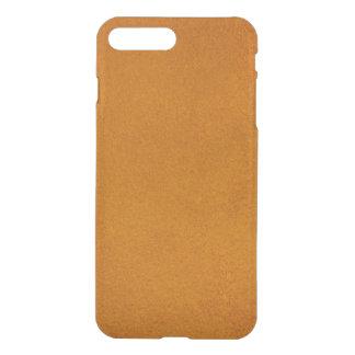 Laranja queimada Textured Capa iPhone 7 Plus