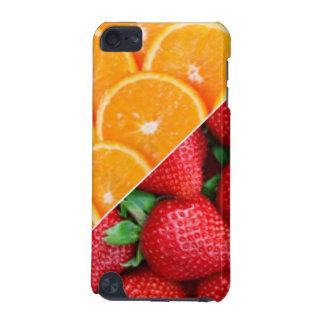 Laranjas & colagem das morangos capa para iPod touch 5G
