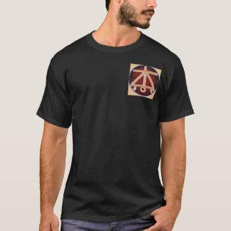 LAREIRA - símbolo cura de Karuna Reiki Camiseta