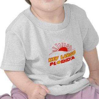 Largo chave Florida Camisetas