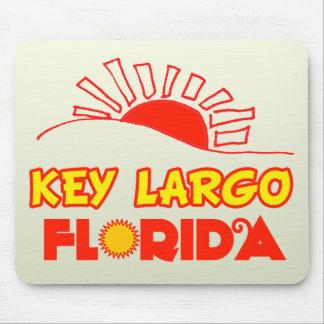 Largo chave, Florida Mousepads