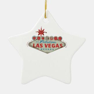 Las Vegas .ai Ornamento Para Arvores De Natal