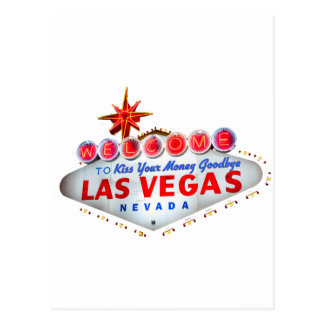 Las Vegas fabuloso Cartão Postal
