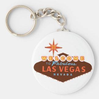 Las Vegas fabuloso Chaveiro