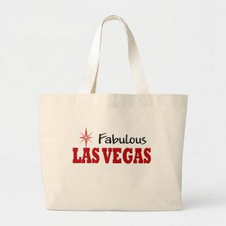 Las Vegas fabuloso Bolsas De Lona