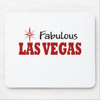 Las Vegas fabuloso Mouse Pad