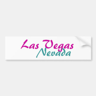 Las Vegas Nevada Adesivo Para Carro