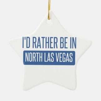 Las Vegas norte Ornamento De Cerâmica