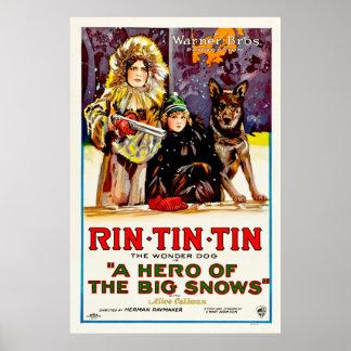 Lata da lata de Rin - o cão da maravilha