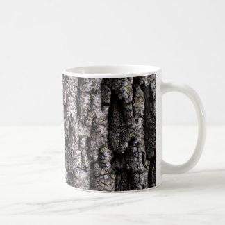 Latido de árvore caneca de café