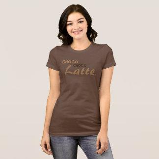 latte do choco do choco t-shirts