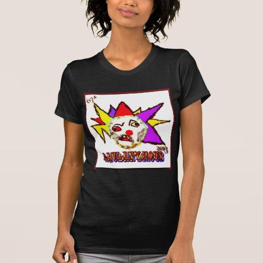 Laulanymous 674 t-shirts