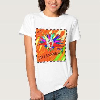 Laulanymous 693 camisetas