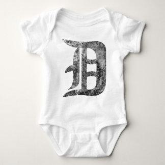 Lavagem de Detroit D Tshirt