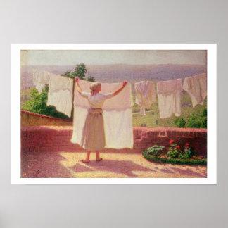 Lavagem no Sun Poster