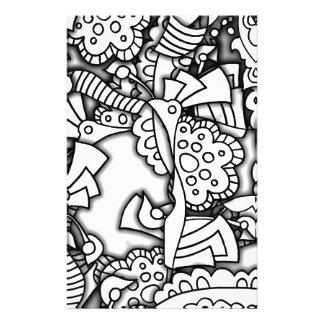 Layery Doodles a série Papelaria