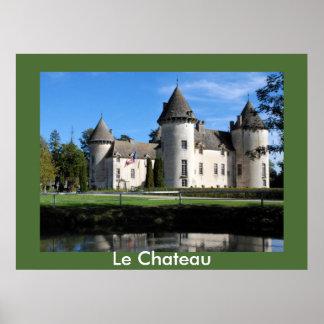 Le Castelo Pôsteres