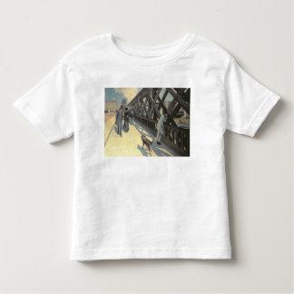 Le Pont de L'Europe, 1876 Camisetas