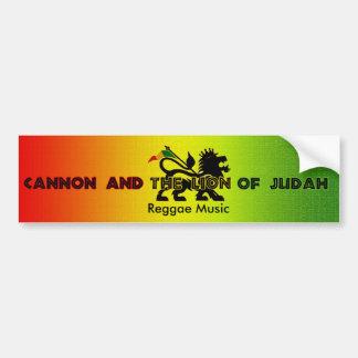 Leão de Judah Adesivo Para Carro