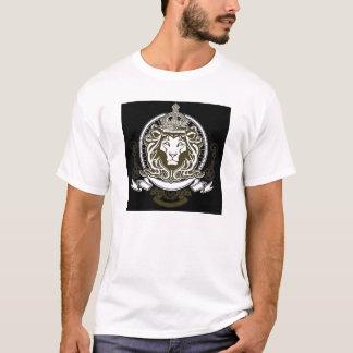 Leão de Judah - t-shirt - citações de Bob Marley