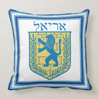 Leão do emblema Ariel de Judah Almofada