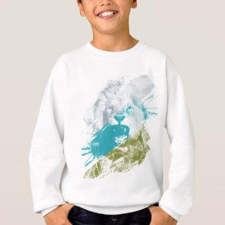 Leão feroz t-shirt